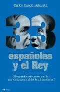Descargar 33 ESPAÑOLES Y EL REY