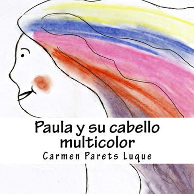 Descargar PAULA Y SU CABELLO MULTICOLOR
