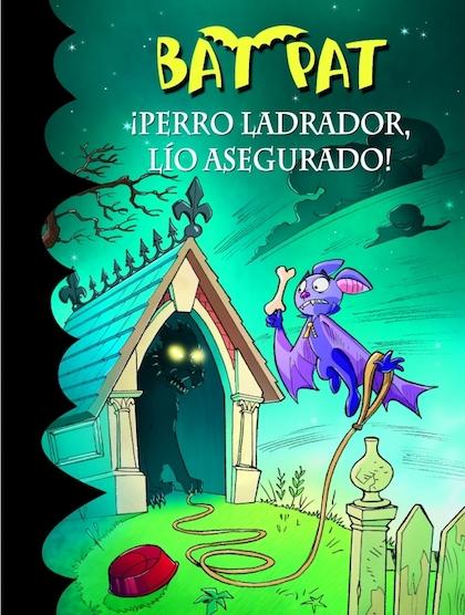 Descargar ¡PERRO LADRADOR  LIO ASEGURADO!  BAT PAT 24