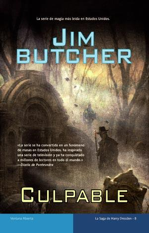 Descargar CULPABLE  (LA SAGA DE HARRY DRESDEN 8)