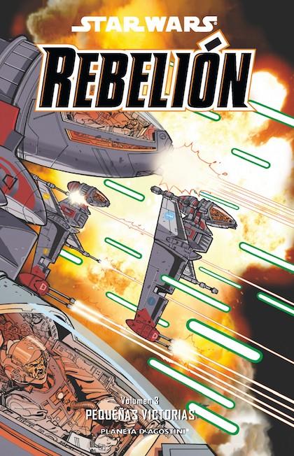 Descargar STAR WARS: REBELION Nº3