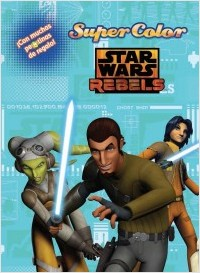 Descargar STAR WARS REBELS  SUPERCOLOR