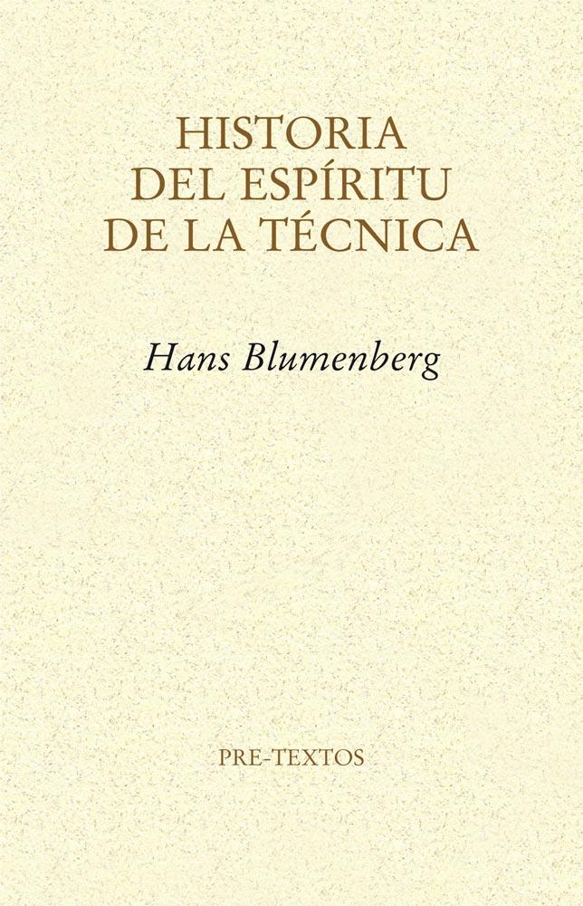 Descargar HISTORIA DEL ESPIRITU DE LA TECNICA