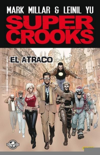 Descargar SUPER CROOKS 1  EL ATRACO
