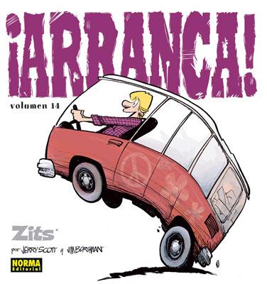 Descargar ZITS 14  ¡ARRANCA!