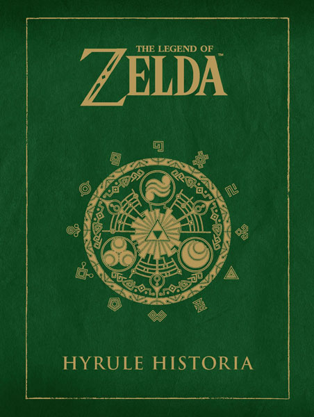 Descargar THE LEGEND OF ZELDA: HYRULE HISTORIA