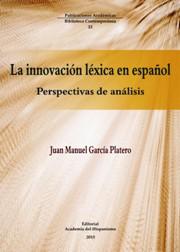 Descargar LA INNOVACION LEXICA EN ESPAÑOL  PERSPECTIVAS DE ANALISIS