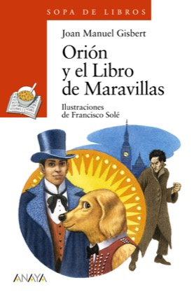 Descargar ORION Y EL LIBRO DE MARAVILLAS