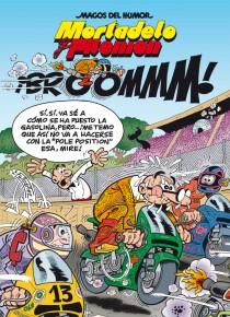 Descargar ¡BROOMMM! MAGOS DEL HUMOR Nº 157