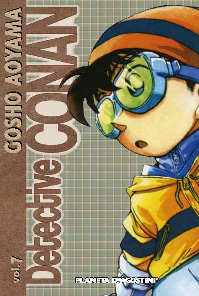 Descargar DETECTIVE CONAN NEW EDITION Nº 07