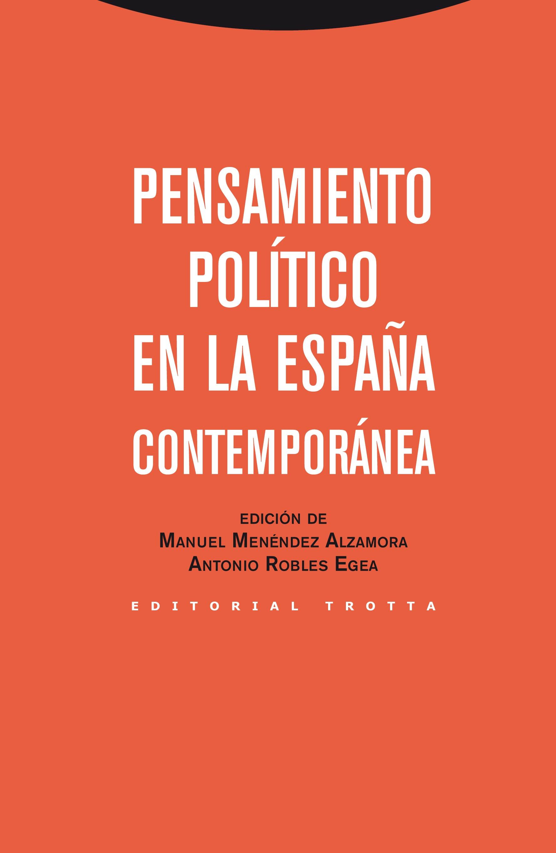 Descargar PENSAMIENTO POLITICO EN LA ESPAÑA CONTEMPORANEA