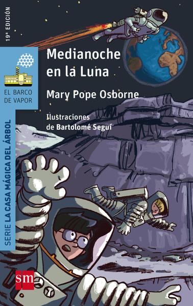 Descargar MEDIANOCHE EN LA LUNA  LA CASA MAGICA DEL ARBOL