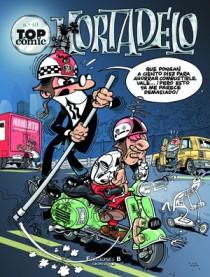 Descargar TOP COMIC MORTADELO Nº 40  MARRULLERIA EN LA ALCALDIA Y EL ASCENSO