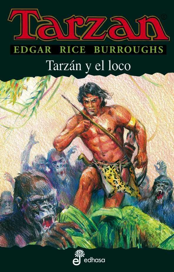 Descargar TARZAN Nº 23  TARZAN Y EL LOCO