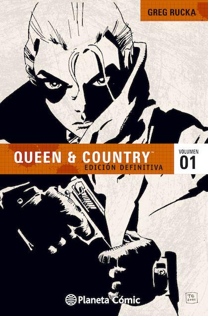 Descargar QUEEN AND COUNTRY Nº 01
