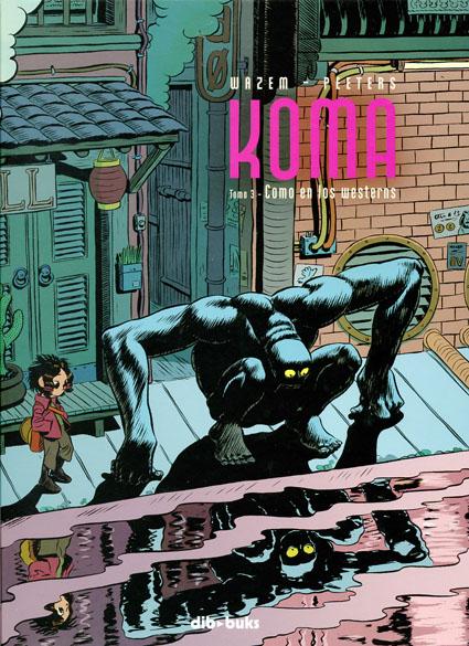Descargar KOMA Nº 03: COMO EN LOS WESTERNS