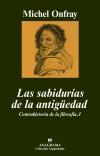 Descargar LAS SABIDURIAS DE LA ANTIGÜEDAD  CONTRAHISTORIA DE LA FILOSOFIA I