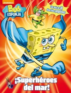 Descargar ¡SUPERHEROES DEL MAR! (BOB ESPONJA)