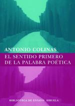Descargar EL SENTIDO PRIMERO DE LA PALABRA POETICA