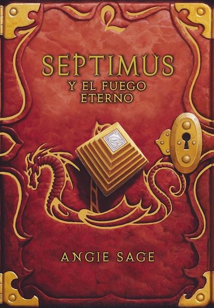 Descargar SEPTIMUS Y EL FUEGO ETERNO  SEPTIMUS 7