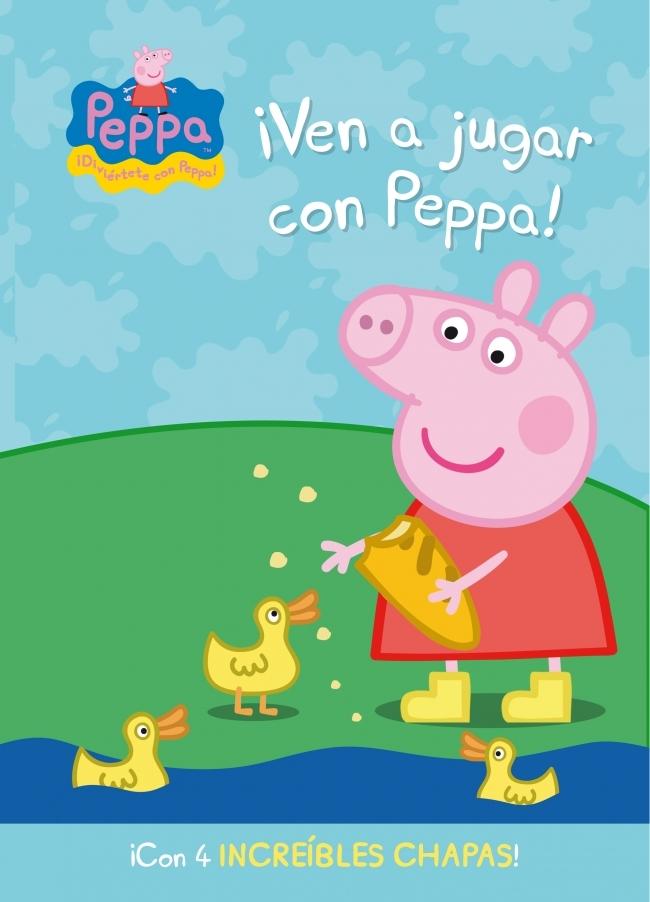 Descargar ¡VEN A JUGAR CON PEPPA! (PEPPA PIG)