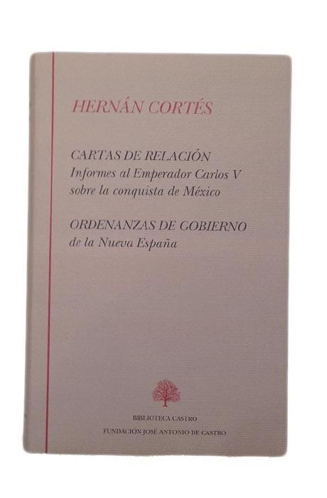 Descargar CARTAS DE RELACION Y ORDENANZAS DE GOBIERNO
