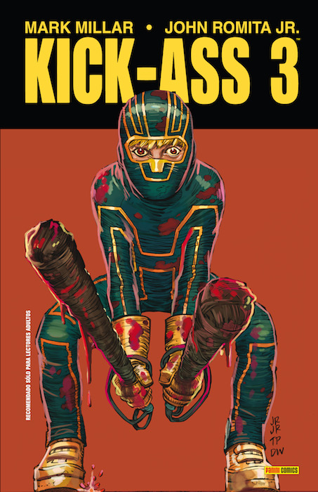 Descargar KICK-ASS 3