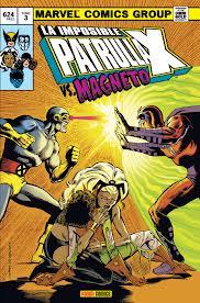 Descargar LA IMPOSIBLE PATRULLA X: VS  MAGNETO