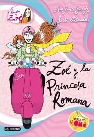 Descargar ZOE Y LA PRINCESA ROMANA  LA BANDA DE ZOE 5