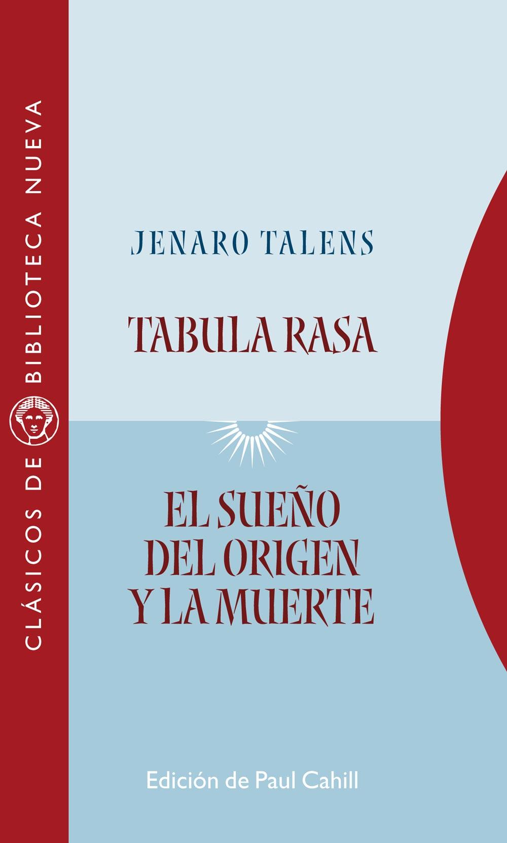 Descargar TABULA RASA  EL SUEñO DEL ORIGEN Y LA MUERTE