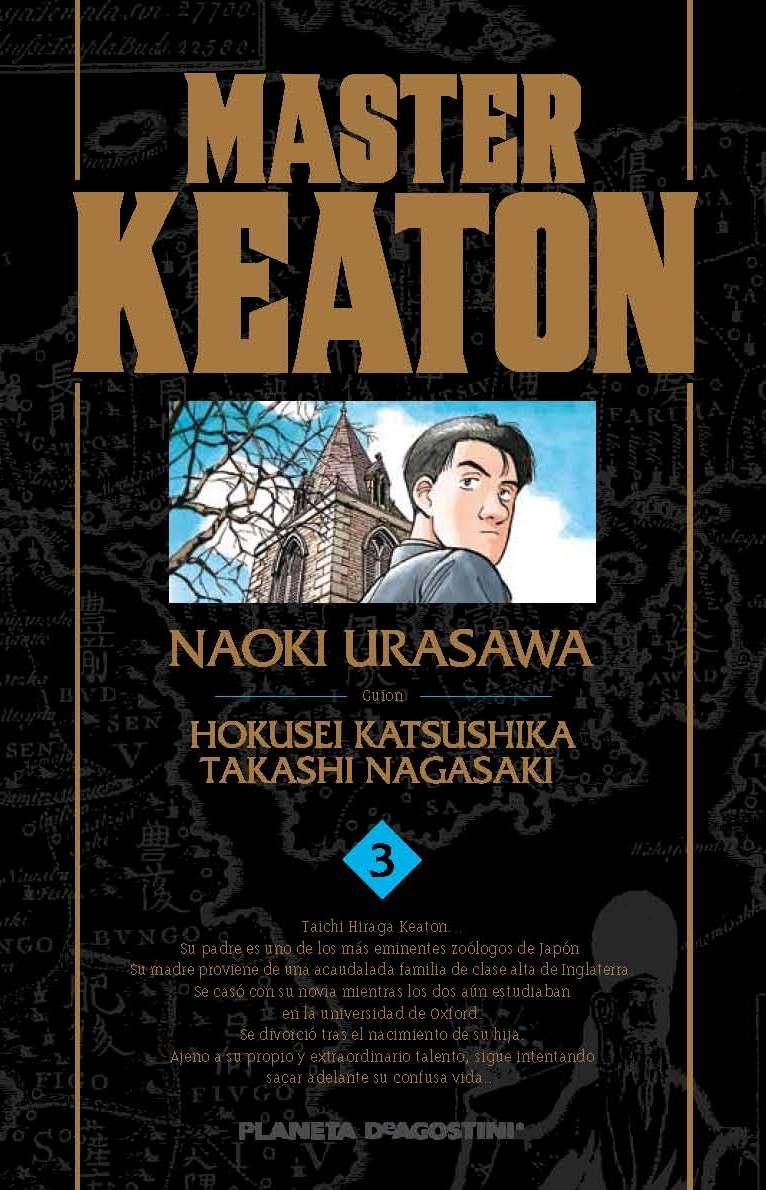 Descargar MASTER KEATON Nº03