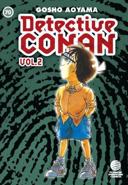 Descargar DETECTIVE CONAN II Nº70