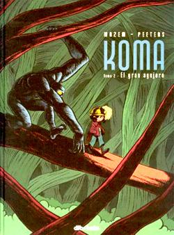Descargar KOMA Nº 02: EL GRAN AGUJERO