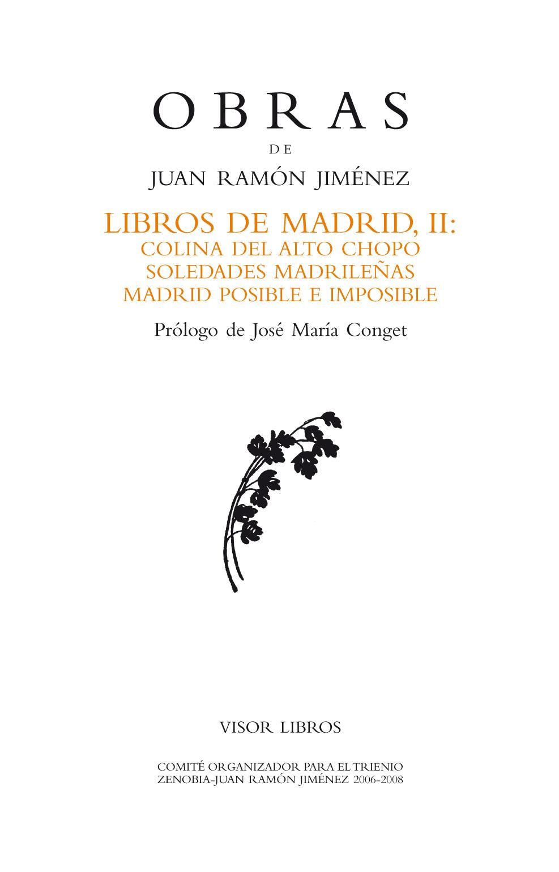 Descargar LIBROS DE MADRID  II