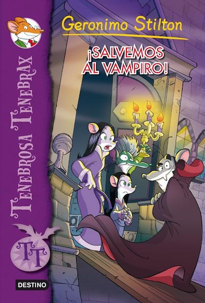 Descargar ¡SALVEMOS AL VAMPIRO!  TENEBROSA TENEBRAX 4