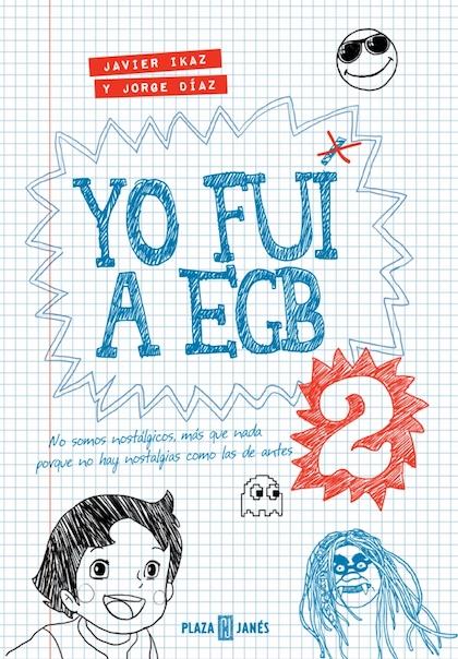 Descargar YO FUI A EGB 2