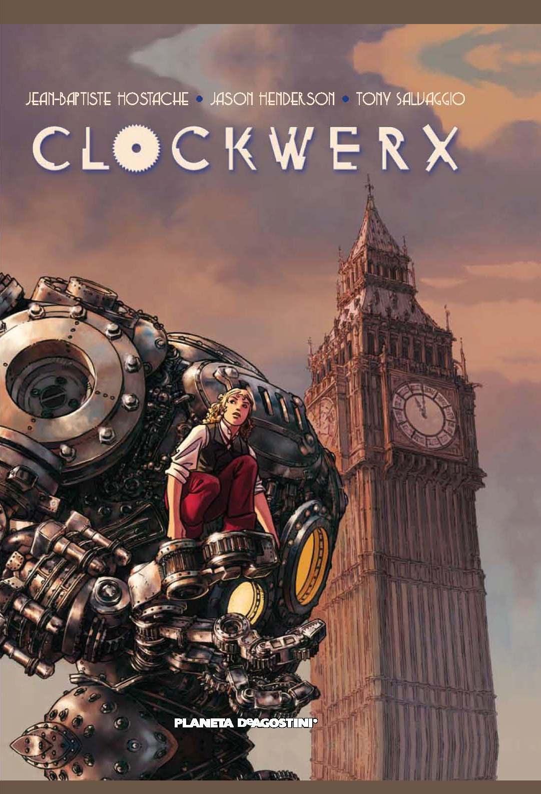 Descargar CLOCKWERX