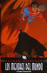 Descargar BATMAN Y SUPERMAN: LOS MEJORES DEL MUNDO