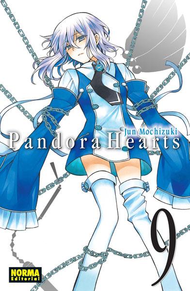 Descargar PANDORA HEARTS 9