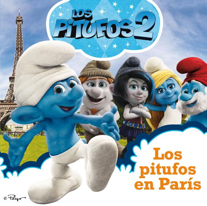 Descargar LOS PITUFOS EN PARIS  LOS PITUFOS 2