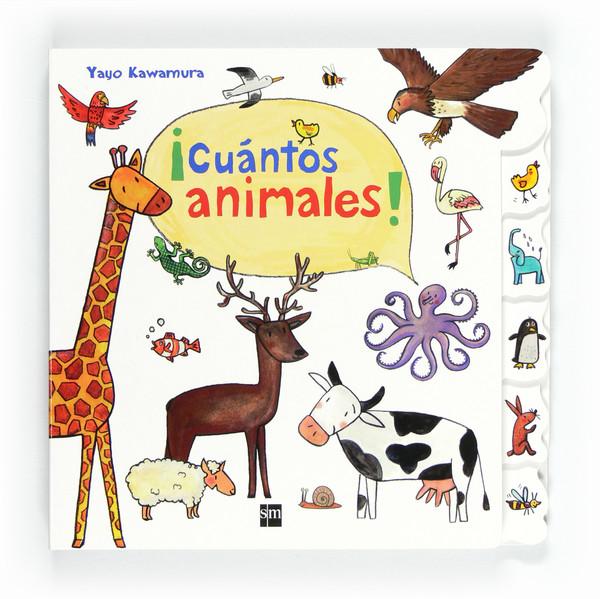 Descargar ¡CUANTOS ANIMALES!