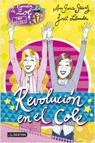 Descargar REVOLUCION EN EL COLE  ZOE TOP SECRET 4
