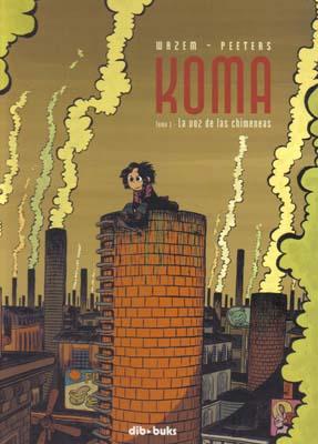 Descargar KOMA 01: LA VOZ DE LAS CHIMENEAS