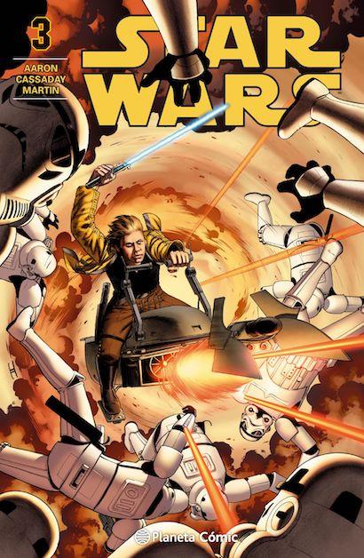 Descargar STAR WARS Nº 03