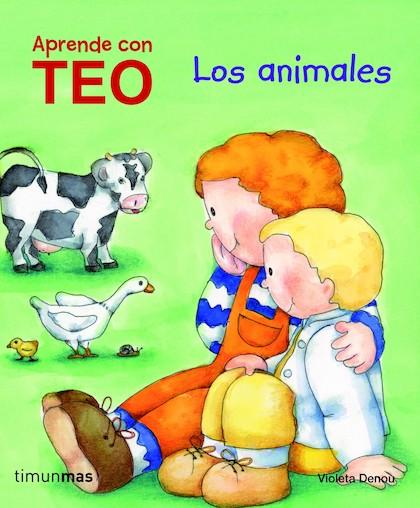 Descargar TEO  LOS ANIMALES