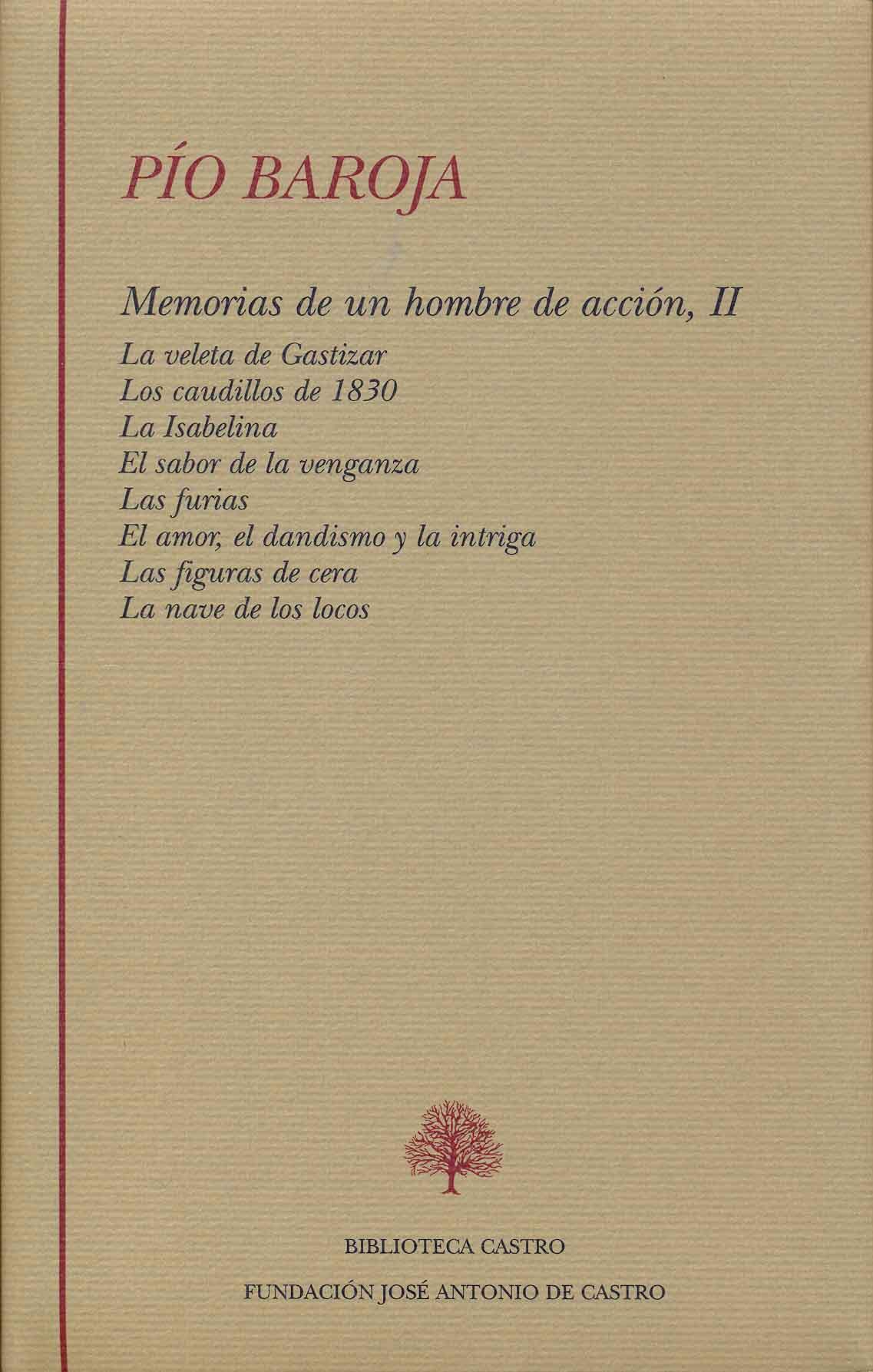 Descargar MEMORIAS DE UN HOMBRE DE ACCION  TOMO II