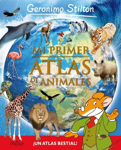 Descargar MI PRIMER ATLAS DE ANIMALES