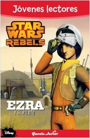 Descargar STAR WARS REBELS  EZRA Y EL PILOTO