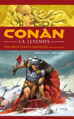 Descargar CONAN LA LEYENDA Nº1