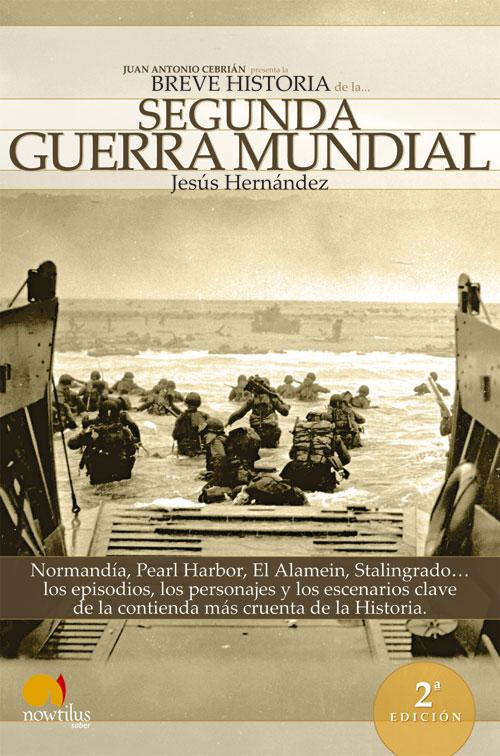 Descargar BREVE HISTORIA DE LA SEGUNDA GUERRA MUNDIAL